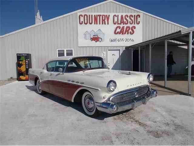 Picture of 1957 Buick Riviera located in Staunton Illinois Offered by Country Classic Cars - LRUT