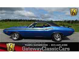 Picture of Classic 1973 Dodge Challenger located in Ruskin Florida - $39,995.00 Offered by Gateway Classic Cars - Tampa - LRUZ