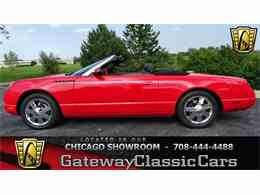Picture of 2002 Ford Thunderbird located in Crete Illinois Offered by Gateway Classic Cars - Chicago - LRV2