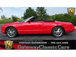 2002 Ford Thunderbird for Sale - CC-1015886