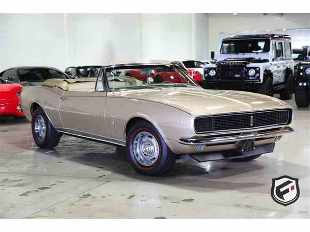 1967 Chevrolet Camaro RS | 1015888