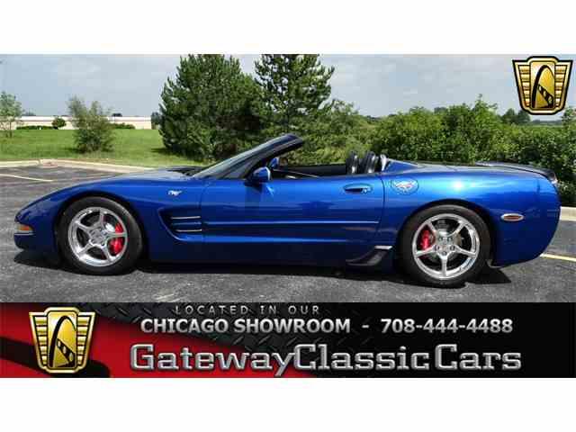 2002 Chevrolet Corvette | 1015889