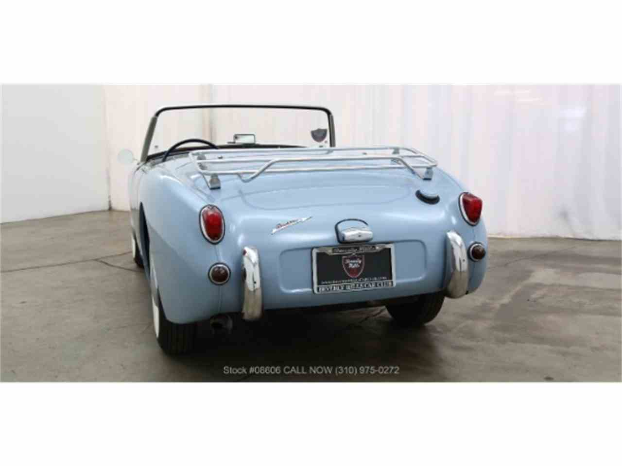 Large Picture of '61 Bugeye Sprite - LRV7