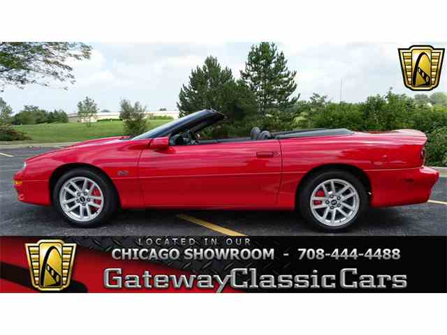 2002 Chevrolet Camaro | 1015893