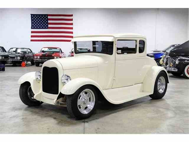 1929 Ford 5-Window Coupe | 1015896