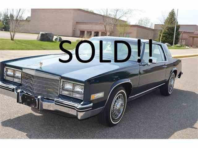 1985 Cadillac Eldorado | 1015899