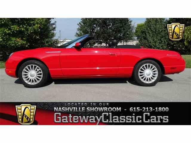 2005 Ford Thunderbird | 1015904