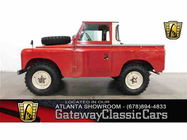 1966 Land Rover Series IIA | 1015906