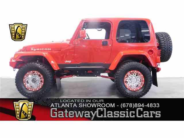 2003 Jeep Wrangler | 1015907