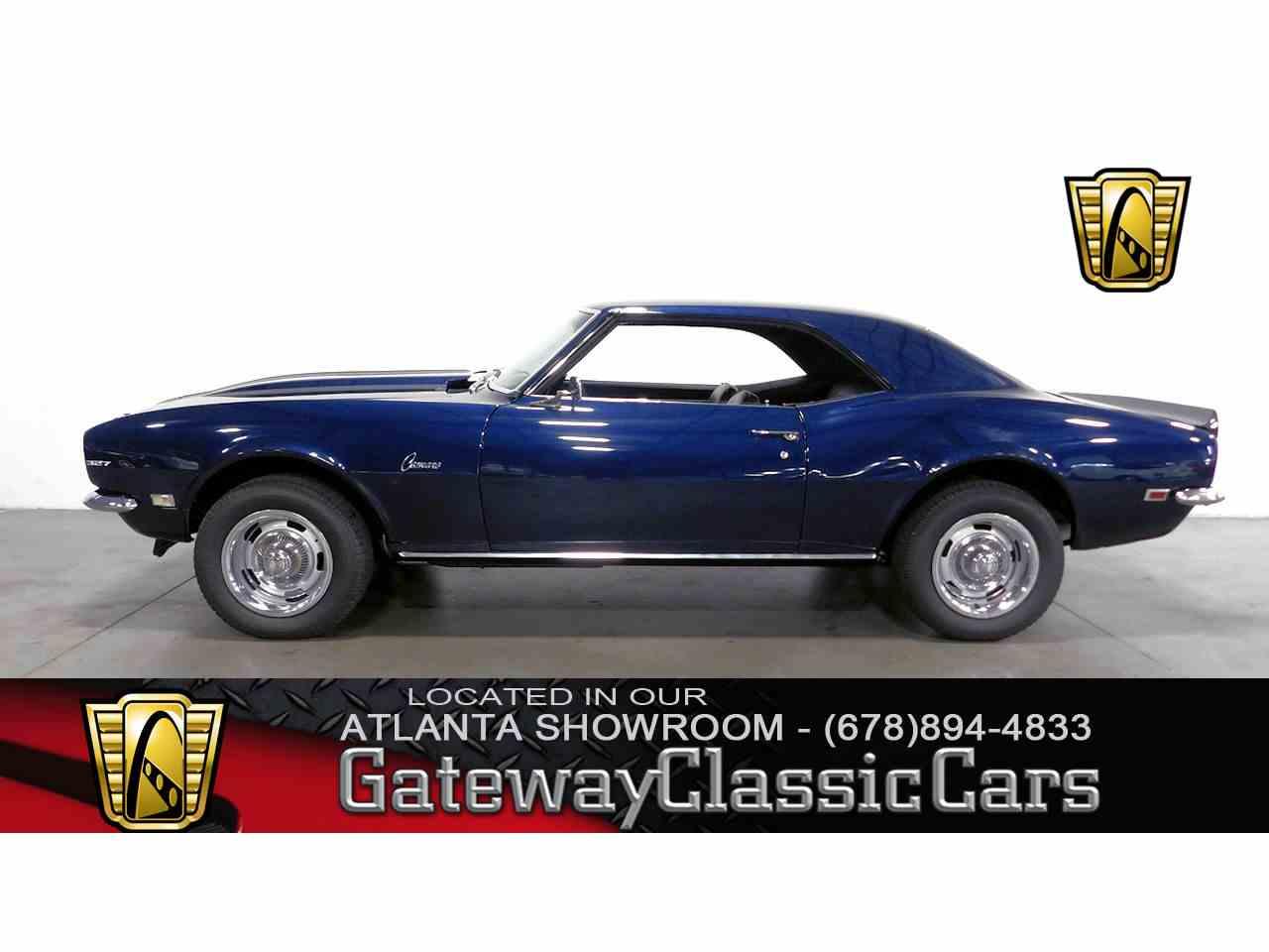 1968 Chevrolet Camaro for Sale - CC-1015912