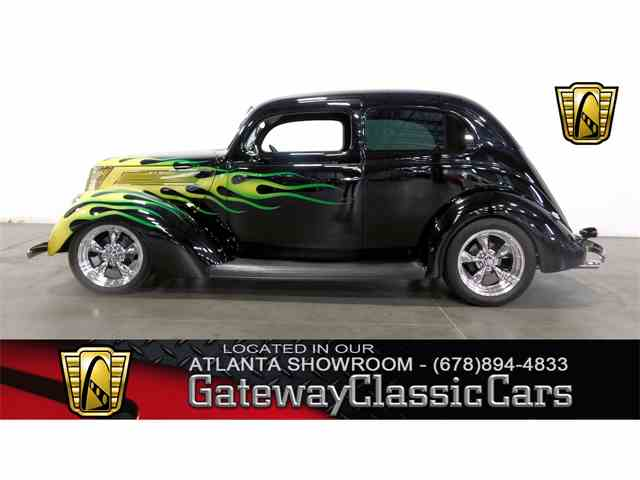1937 Ford Slantback | 1015914