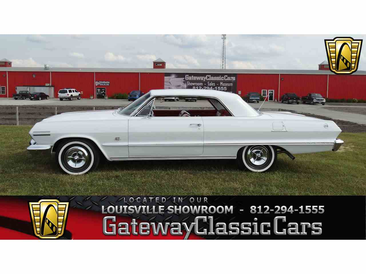 Large Picture of '63 Impala - LRVV