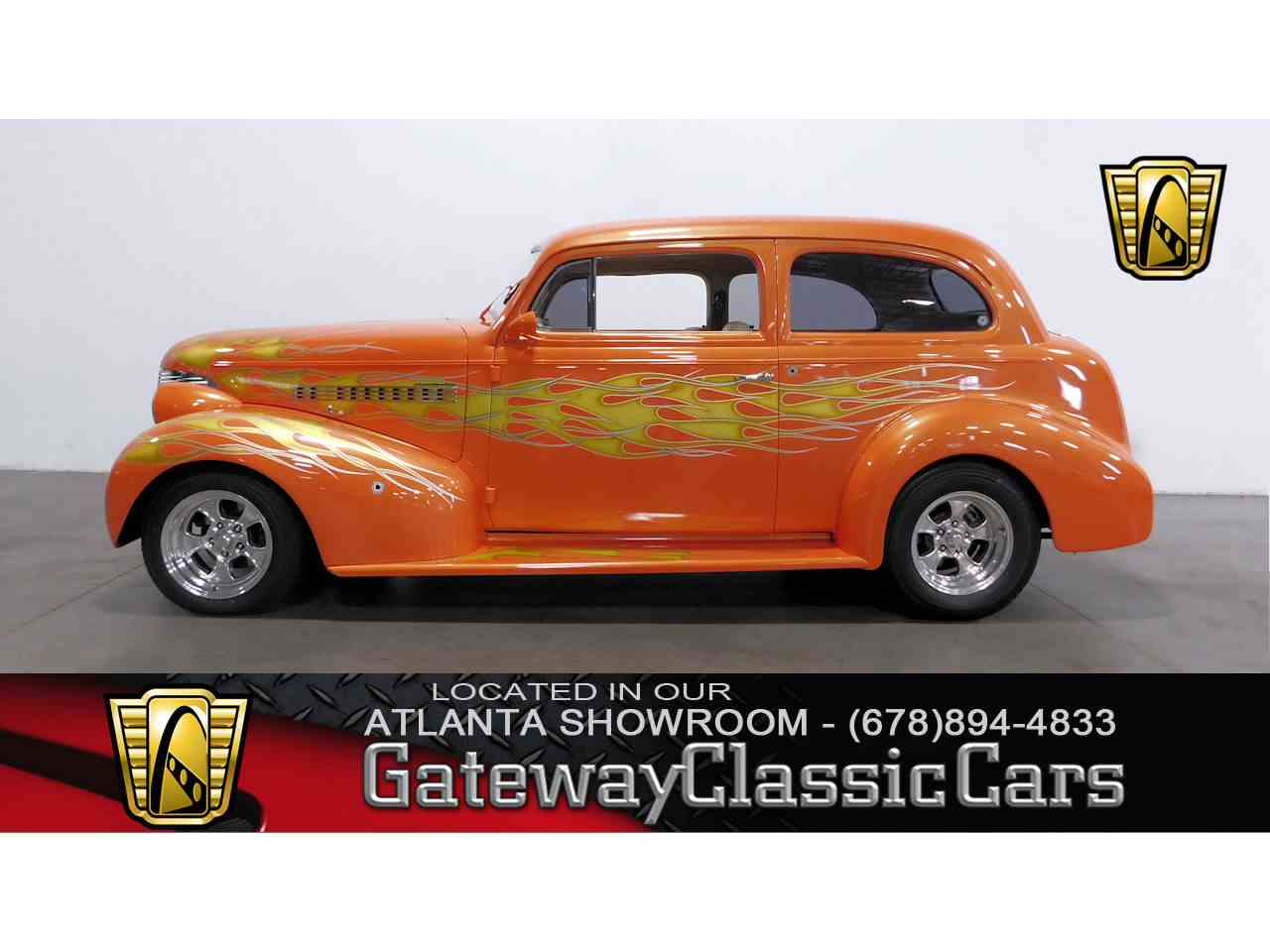 Large Picture of '39 Chevrolet Deluxe located in Georgia - $51,000.00 Offered by Gateway Classic Cars - Atlanta - LRVW