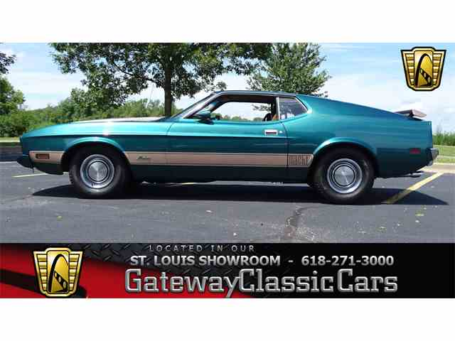 1973 Ford Mustang | 1015921