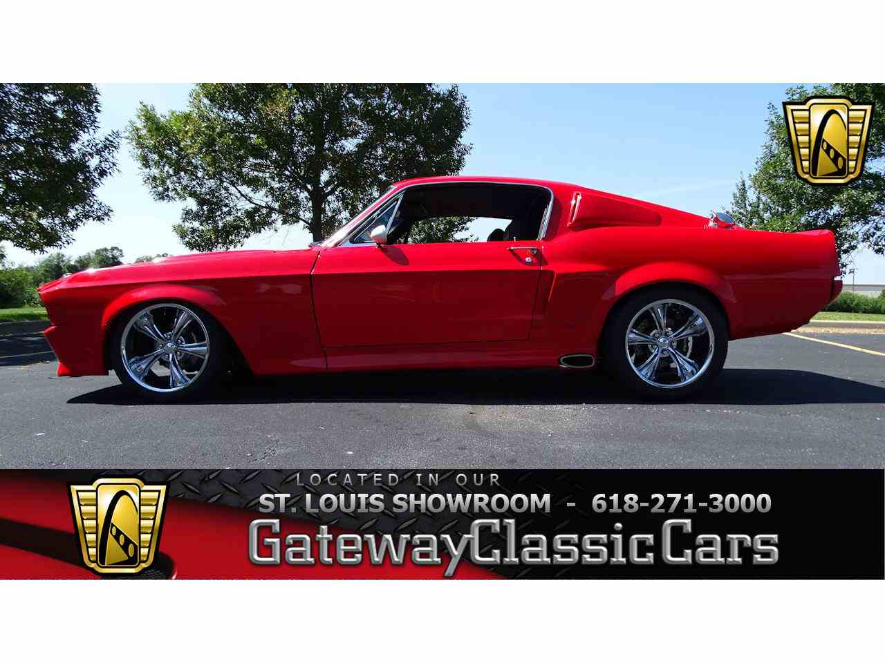 Large Picture of '67 Mustang - LRW3