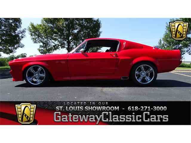 1967 Ford Mustang | 1015923