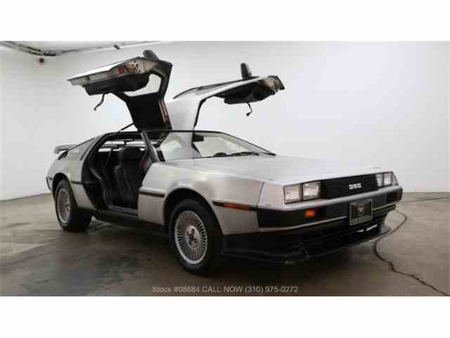 1981 DeLorean DMC-12 | 1015924