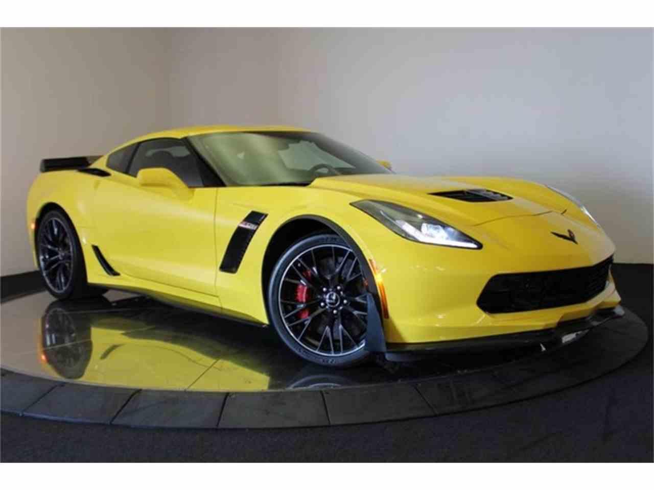 Corvette chevy corvette 2016 : 2016 Chevrolet Corvette for Sale | ClassicCars.com | CC-1015927