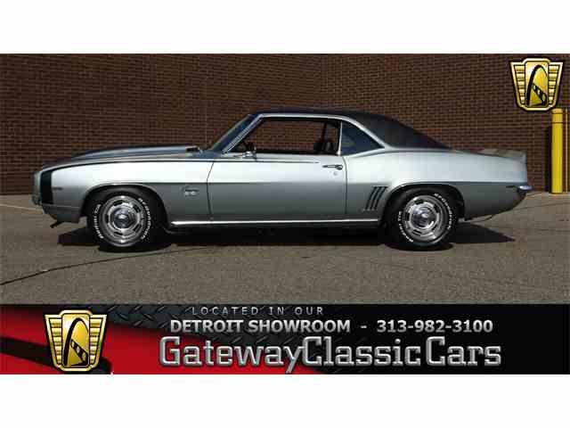 1969 Chevrolet Camaro | 1015935