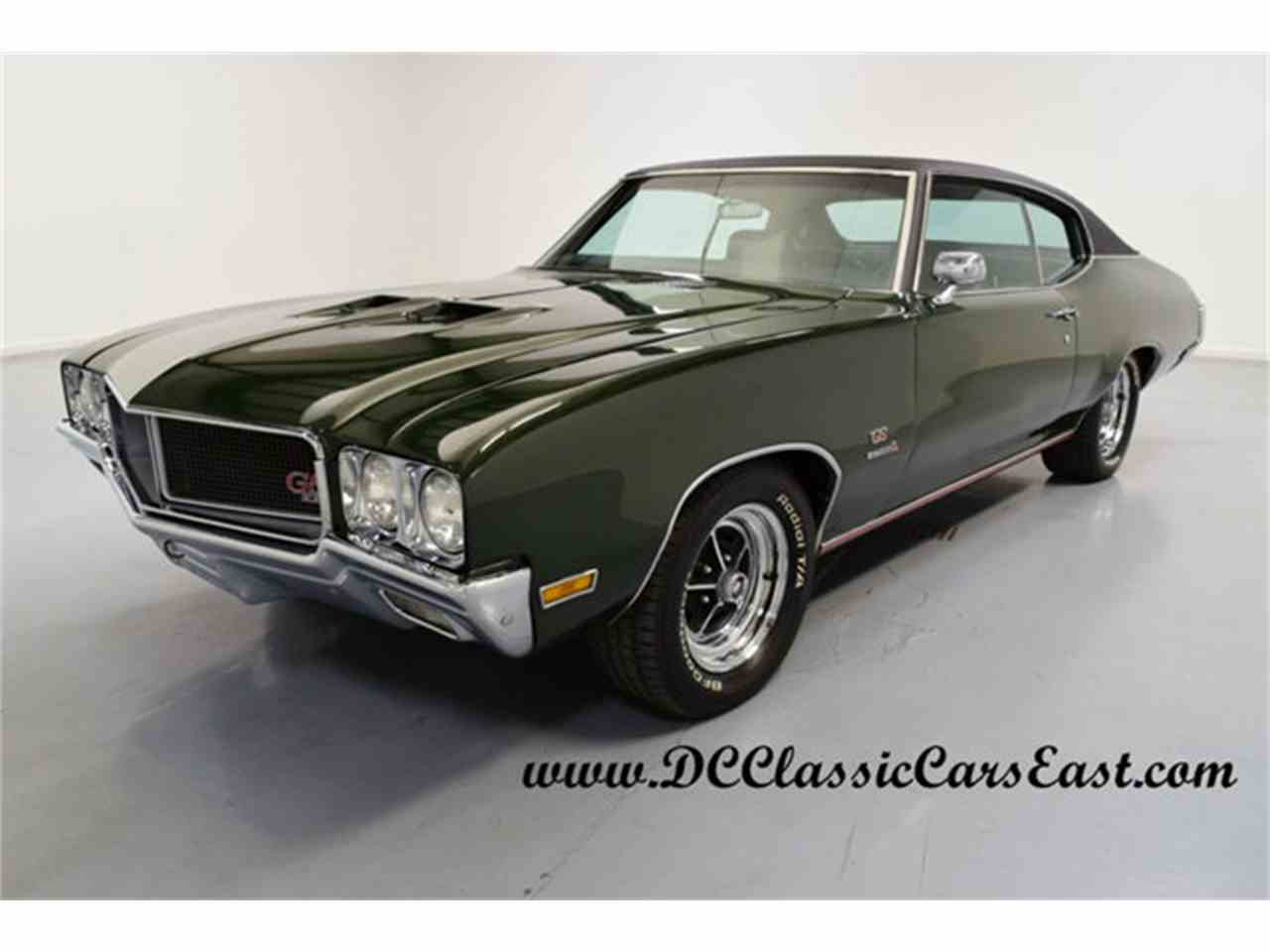 Large Picture of '70 Buick GS 455 located in North Carolina Offered by DC Classic Cars East - LRWT