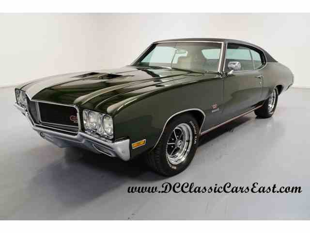1970 Buick Gs For Sale On Classiccars Com 7 Available