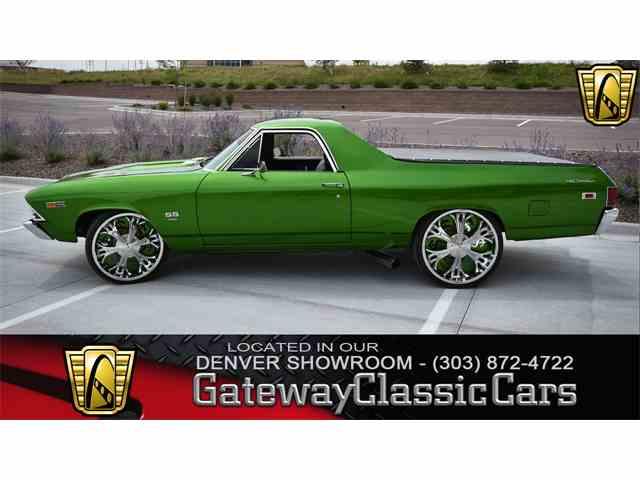 1969 Chevrolet El Camino | 1010595