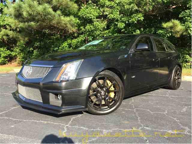 2012 Cadillac CTS-V | 1015956