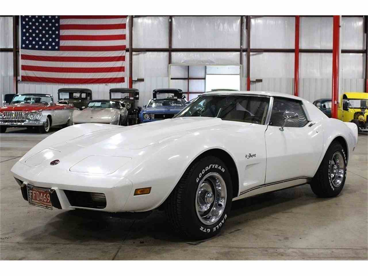 Large Picture of '76 Corvette - LRX2