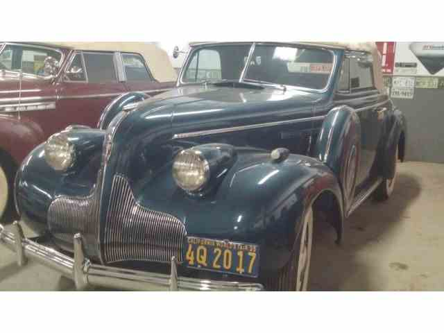 Picture of '39 Buick 46C located in Massachusetts - $40,000.00 Offered by CARuso Classic Cars - LRX3