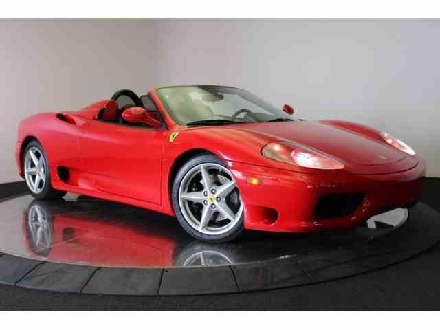 2001 Ferrari 360 | 1015967