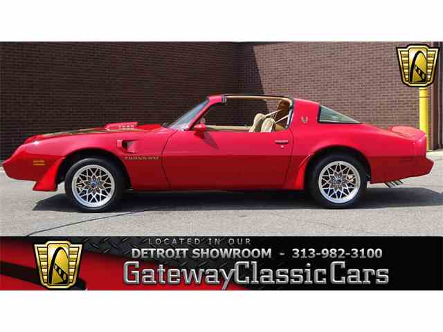 1980 Pontiac Firebird Trans Am | 1015969