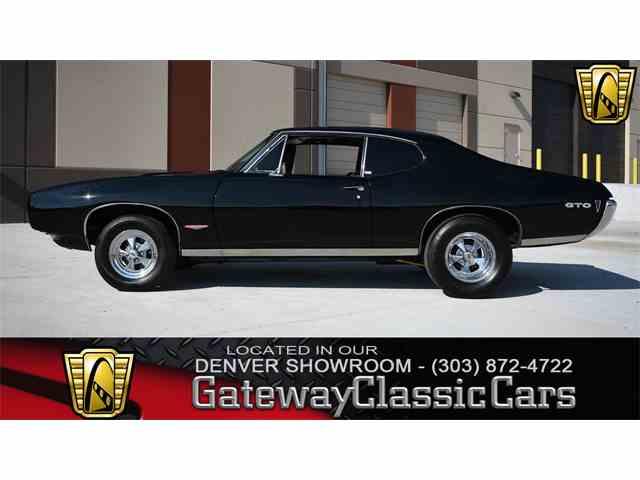 1968 Pontiac GTO | 1010597