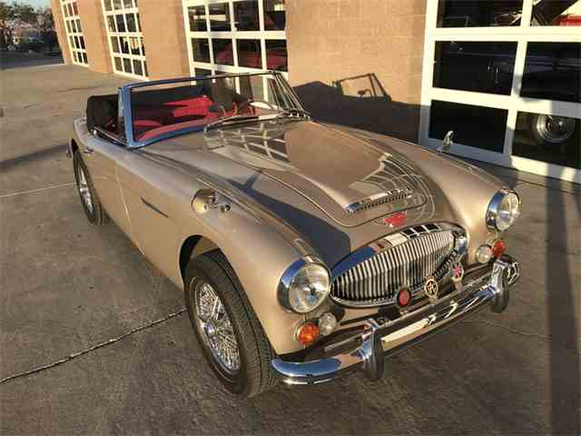 1967 Austin-Healey 3000 Mark III BJ8 | 1015970