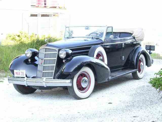 1935 Cadillac 355E | 1015973