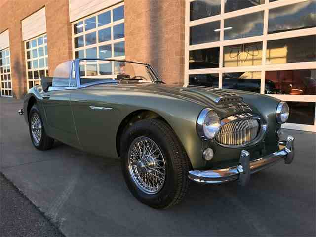 1964 Austin-Healey 3000 Mark III BJ8 | 1015975