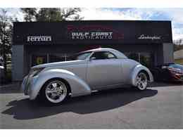 Picture of '37 Ford Custom Coupe - $88,500.00 Offered by Gulf Coast Exotic Auto - LRXL
