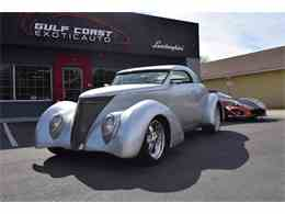 Picture of Classic '37 Ford Custom Coupe Offered by Gulf Coast Exotic Auto - LRXL