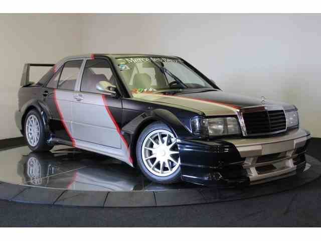 1986 Mercedes-Benz 190E | 1015978
