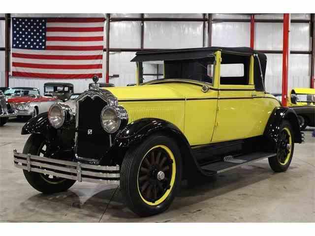 1927 Buick Convertible | 1015979