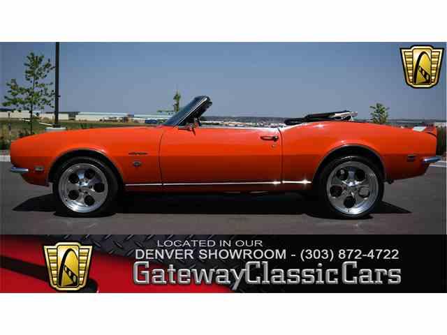1968 Chevrolet Camaro | 1015981