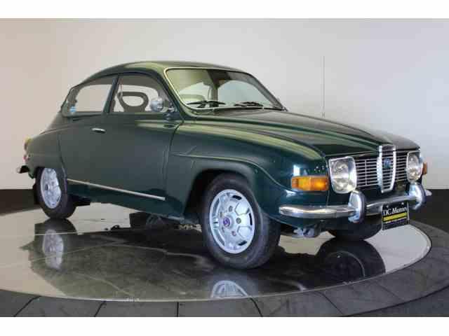 1971 Saab 3-Sep | 1015983
