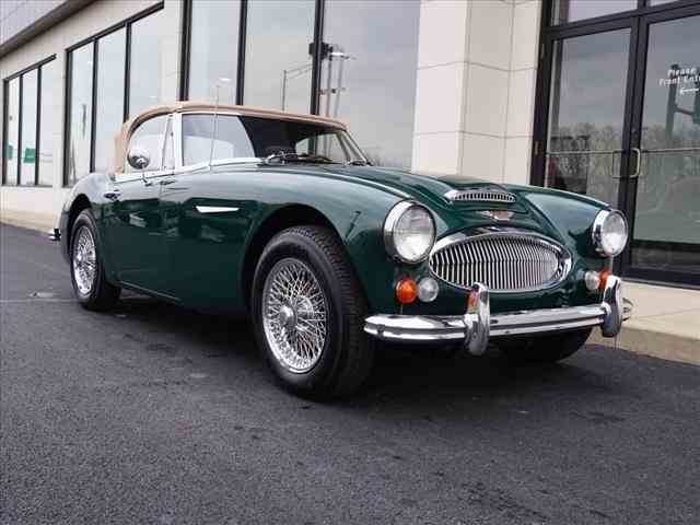 1966 to 1968 austin healey 3000 for sale on. Black Bedroom Furniture Sets. Home Design Ideas