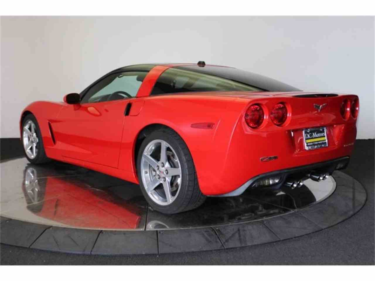 Large Picture of '05 Corvette - LRXW