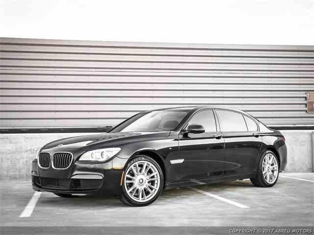 2015 BMW 740 | 1016005