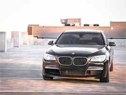 Picture of '15 BMW 740 located in Indiana - $43,895.00 Offered by Abreu Motors - LRYD