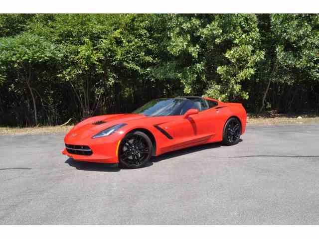 2016 Chevrolet Corvette | 1016006