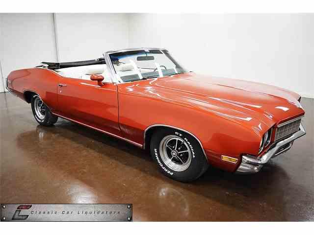 1972 Buick Skylark | 1016007