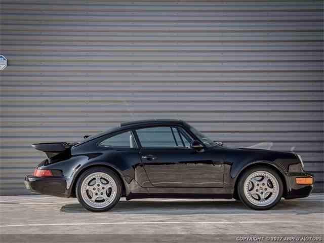 1992 Porsche 911 | 1016009
