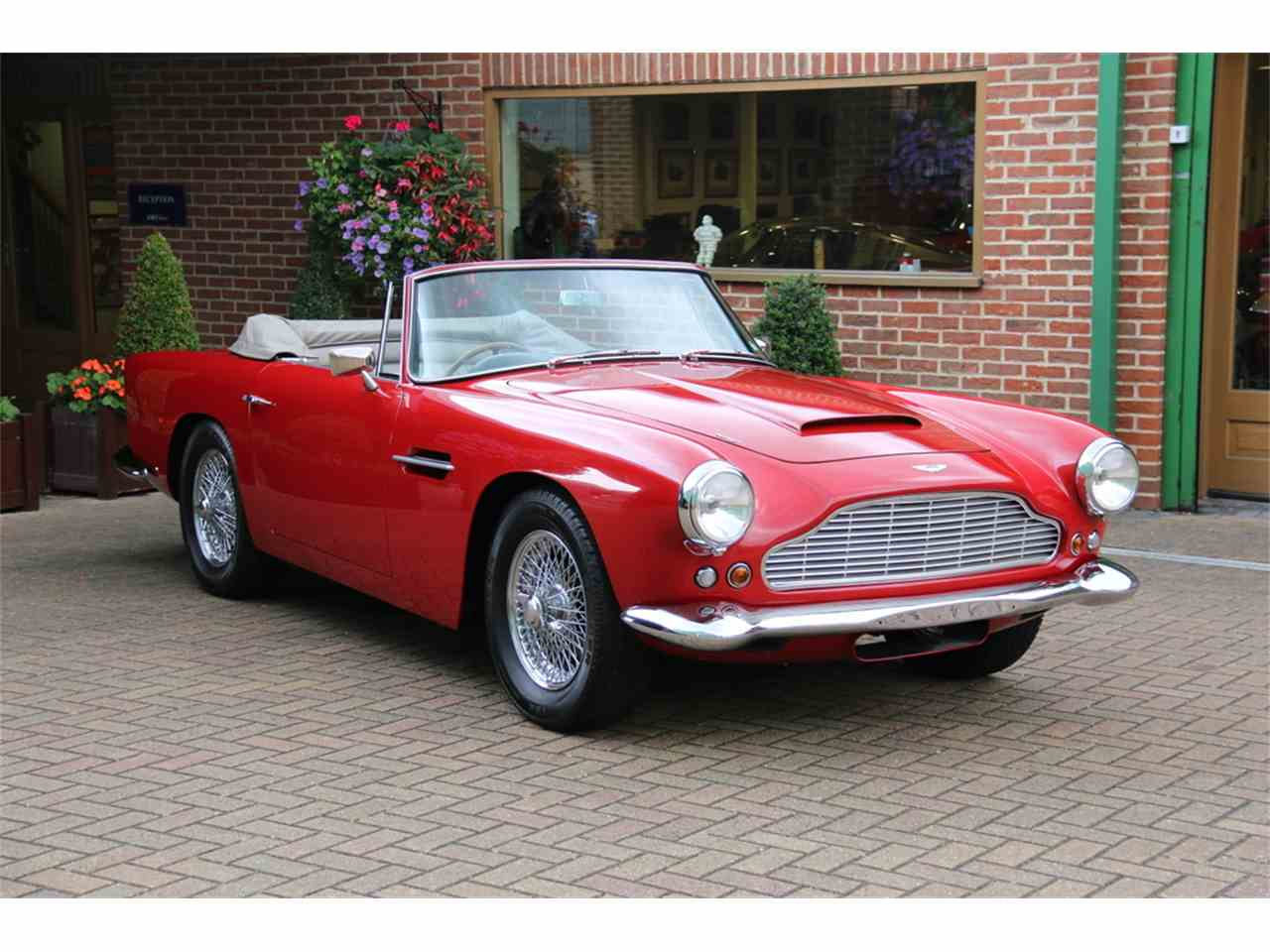 Large Picture of Classic '62 Aston Martin DB4 Series V Vantage located in Maldon, Essex  Offered by JD Classics LTD - LRZ6