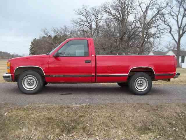 1997 Chevrolet C/K 2500 | 1016039